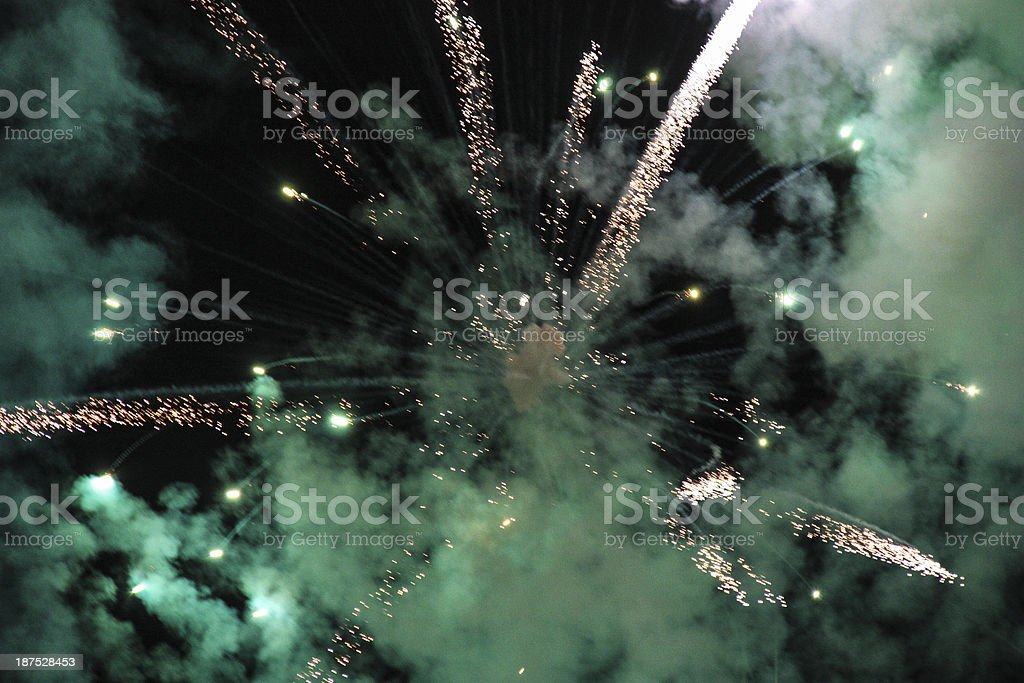 Colorful Star royalty-free stock photo