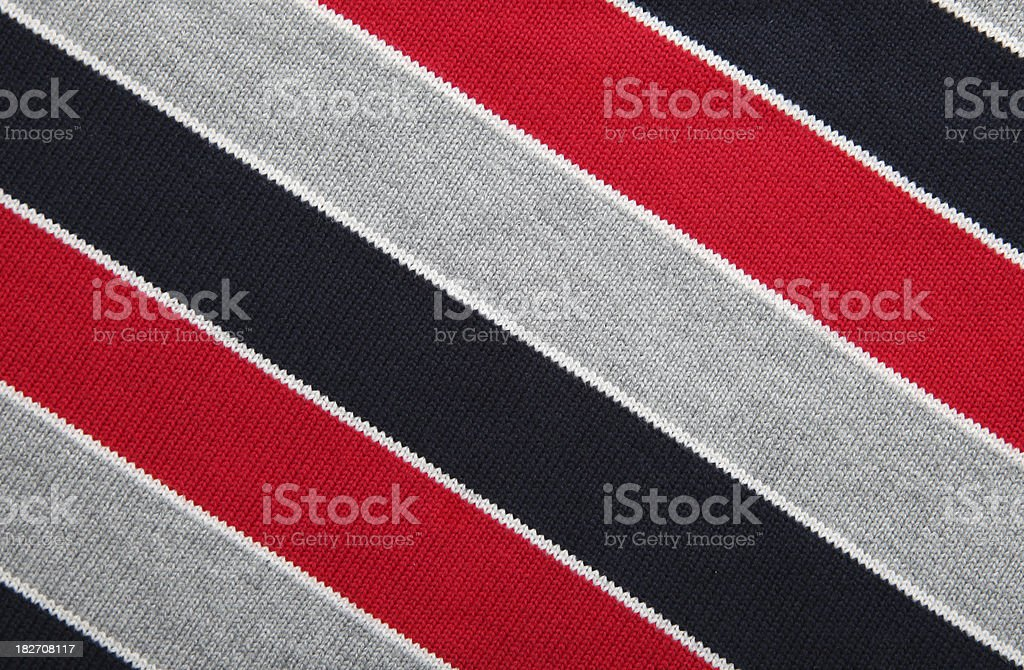 Colorful striped cloth royalty-free stock photo