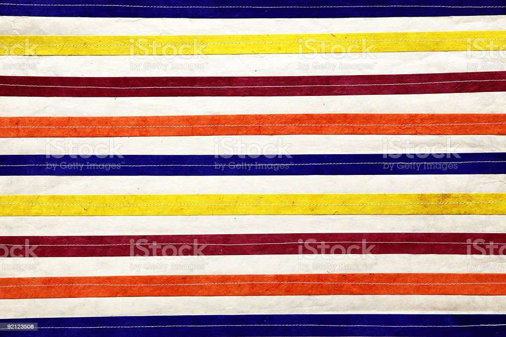 colorful stripy lines royalty-free stock photo