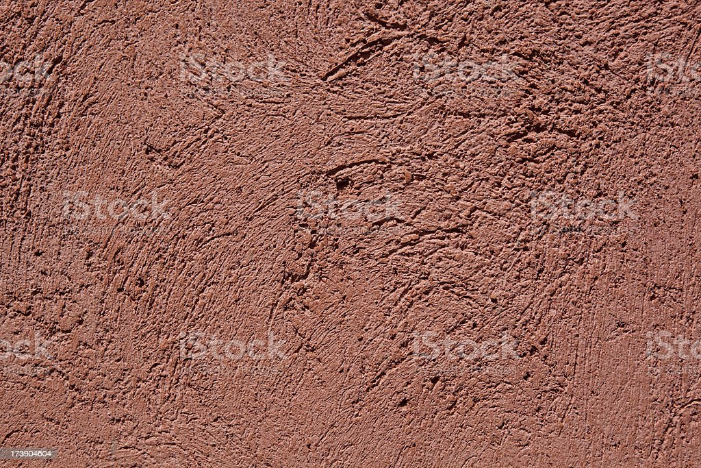 Colorful stucco walls from Burano, Venice, Italy as background texture royalty-free stock photo
