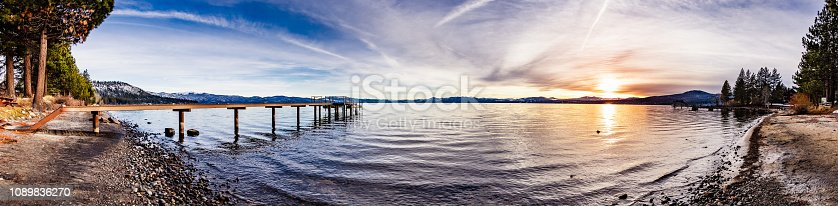 511675552istockphoto Colorful sunset on the north shore of Lake Tahoe, California 1089836270