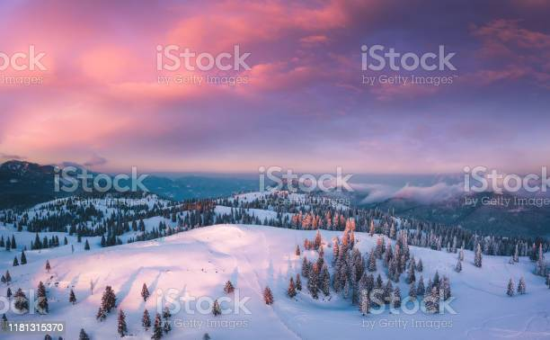 Colorful Sunset Stock Photo - Download Image Now