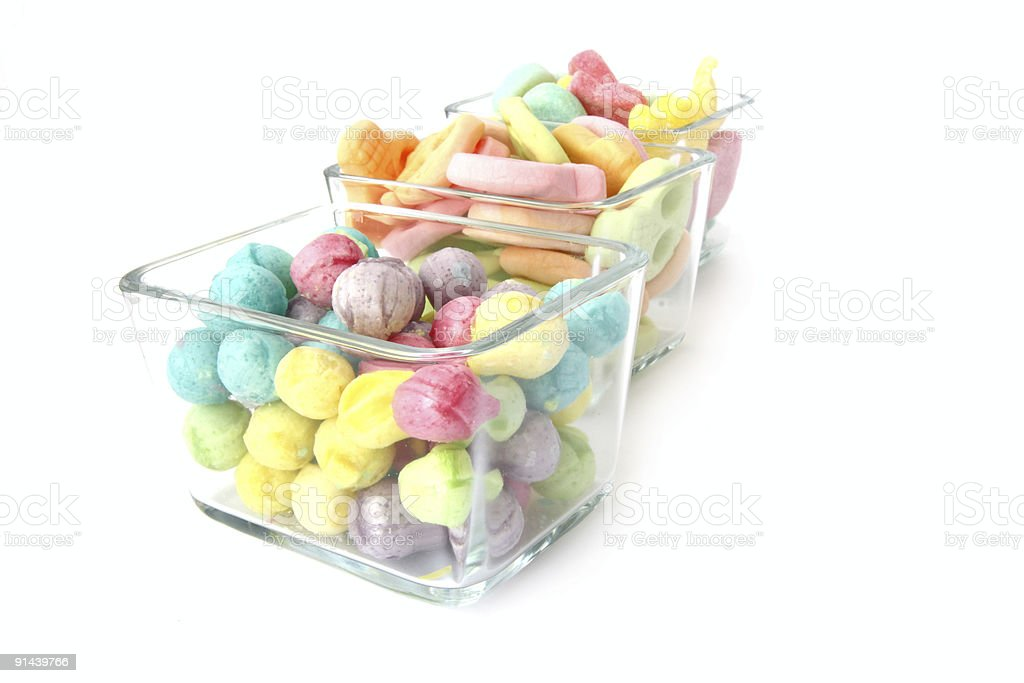 colorful sweeties royalty-free stock photo