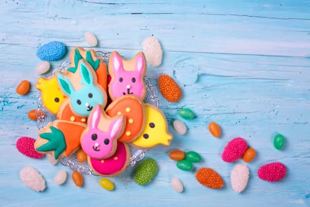 Bunte Bonbons – Foto