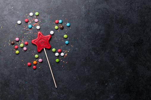 Colorful Sweets — стоковые фотографии и другие картинки Без людей