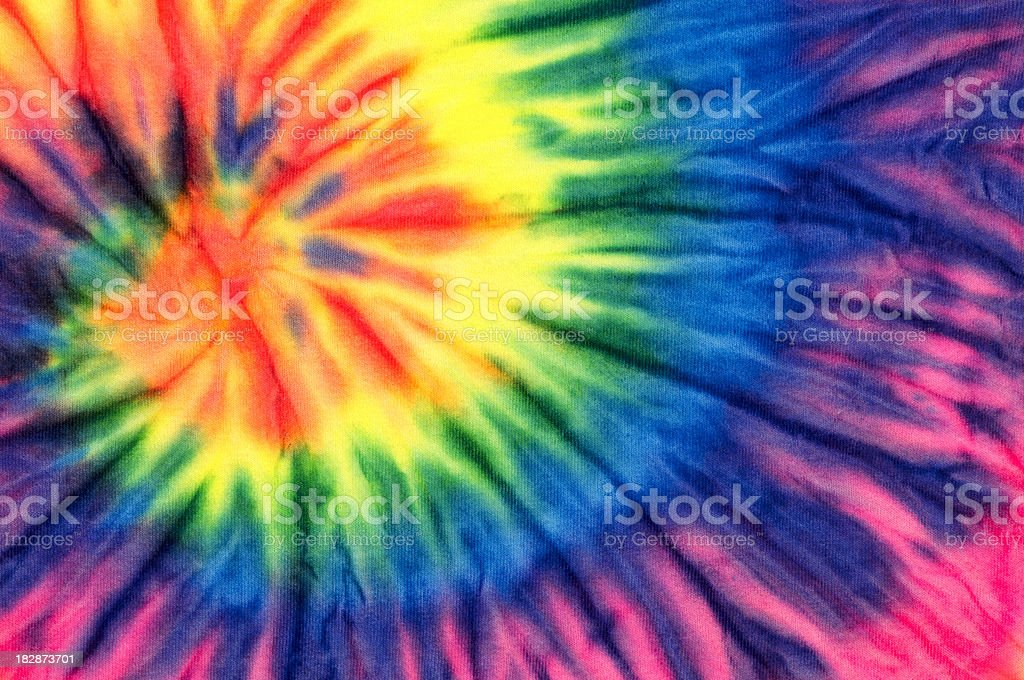 Backgrounds Hd Tie Dye Colorful Vortex Swirls Wallpaper: Colorful Swirl Tie Dye Background Pattern Or Texture Stock