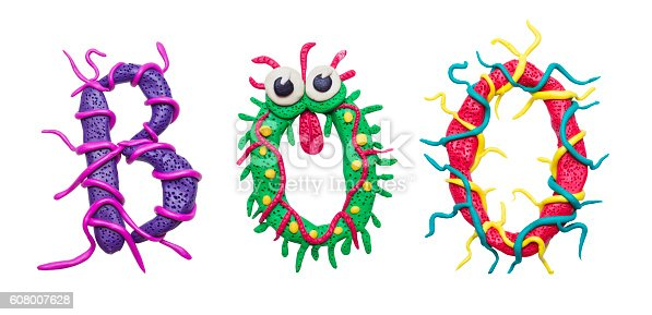 istock Colorful text Boo 608007628