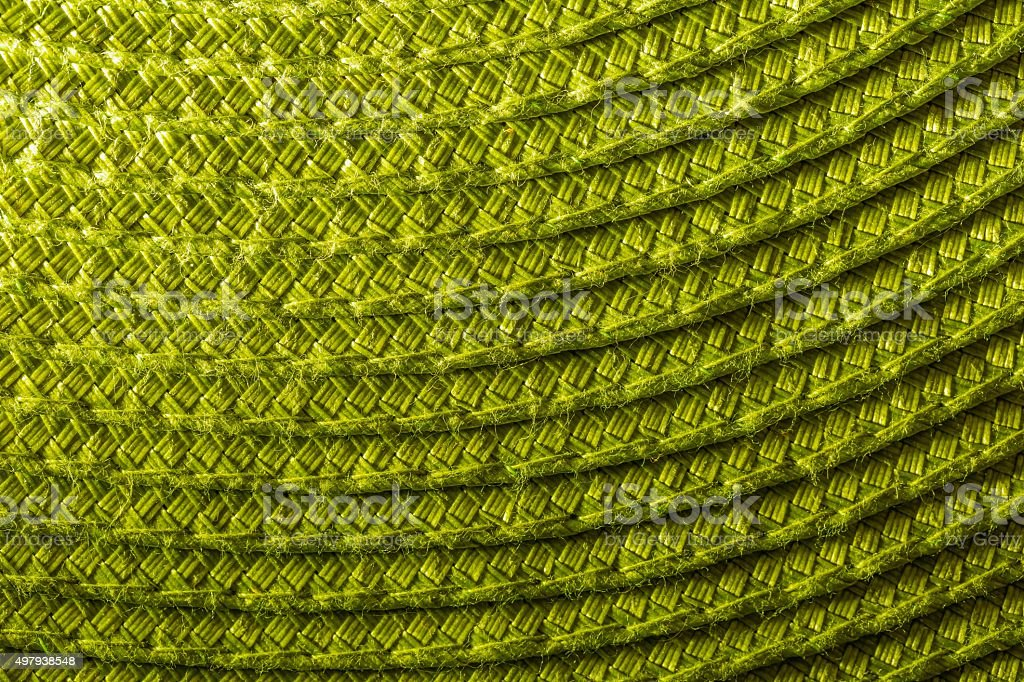Colorful texture of close up doormat stock photo