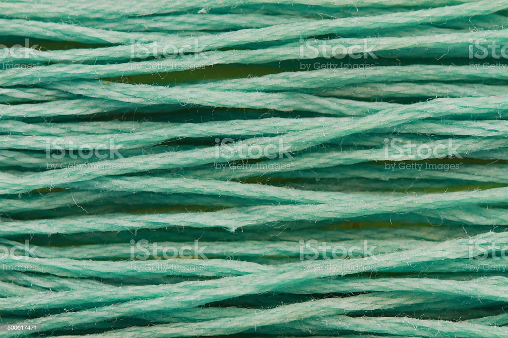 colorful thread stock photo