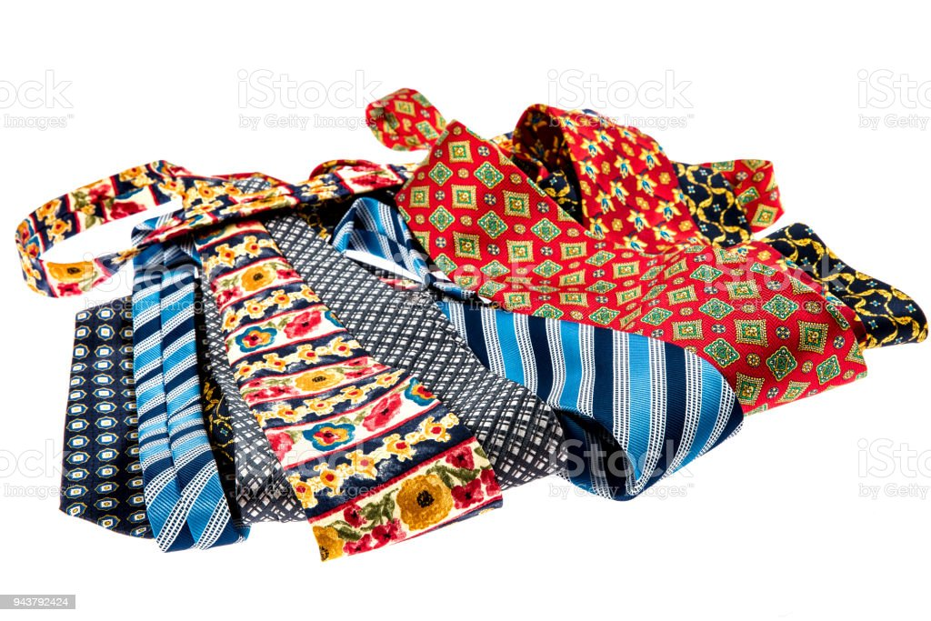 2b8a47204e1e Colorful Tie Collection In The Mens Shop Stock Photo & More Pictures ...