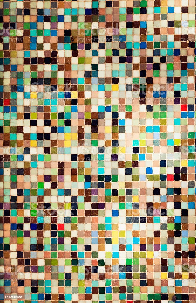 Colorful Tiles Backgrounds stock photo