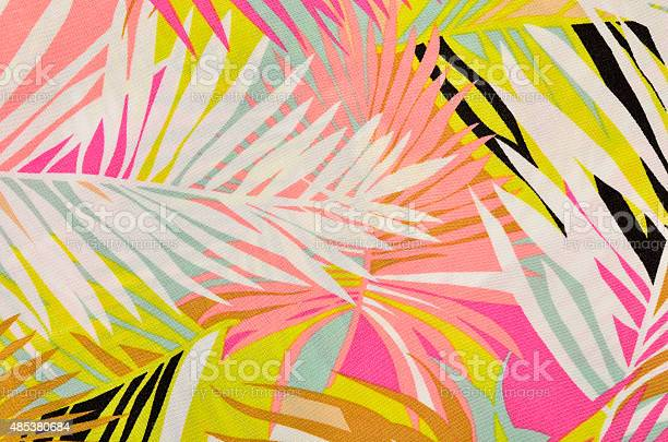 Colorful tropical leaves pattern on fabric picture id485380684?b=1&k=6&m=485380684&s=612x612&h=t8vdshd5ieqyl gt74 9kffboi7vkeutkpby69m3r4s=