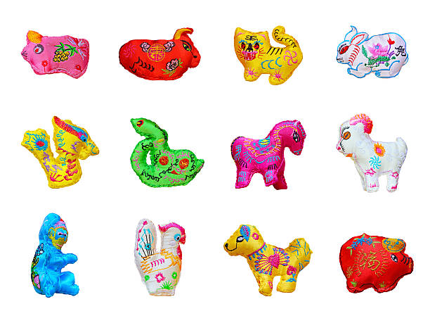 Coloré douze un Zodiac - Photo