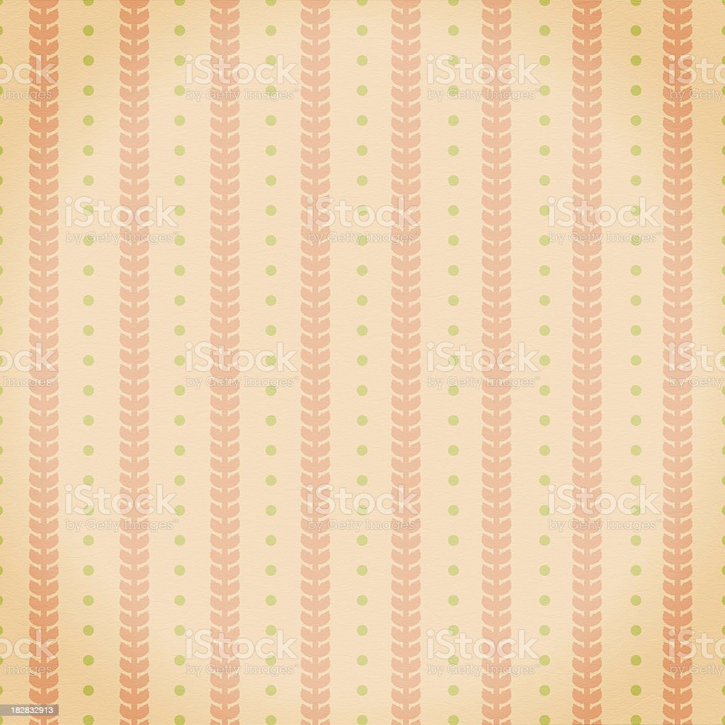Colorful wallpaper pattern stock photo