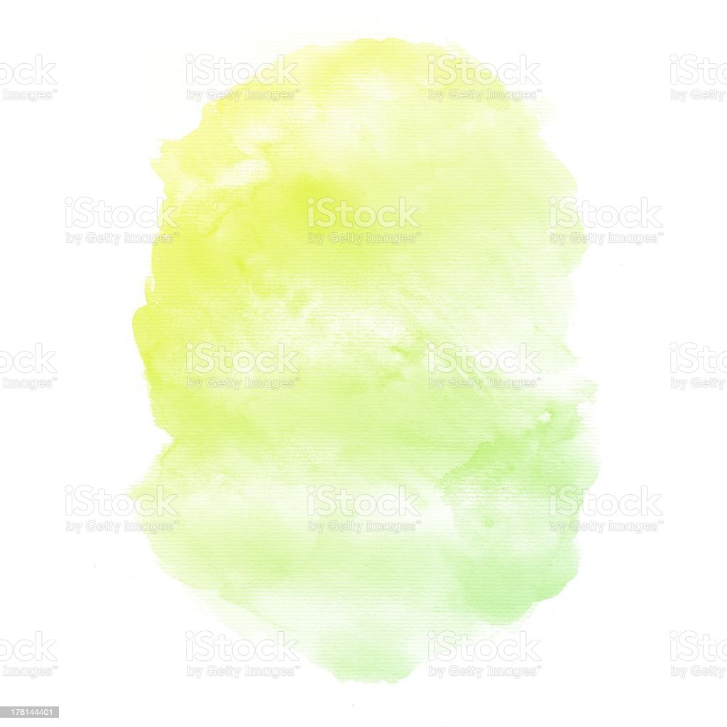 Colorful water color painting background royalty-free stock photo
