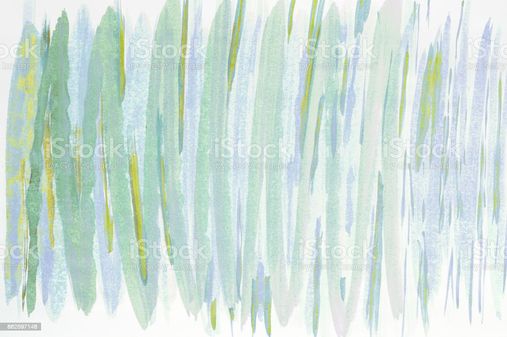 Colorful watercolor abstract hand painted for textures design art work or skin product. . stock photo
