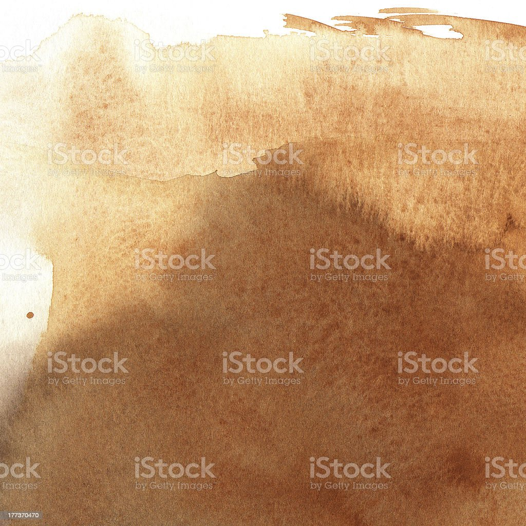 colorful watercolor background stock photo