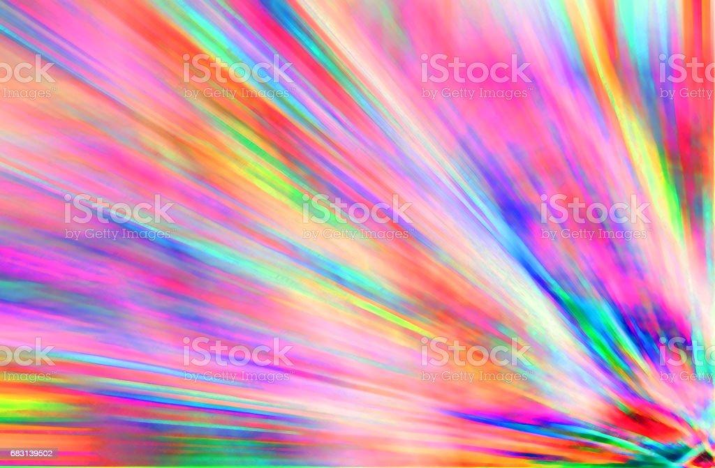 多彩的水彩背景 免版稅 stock photo