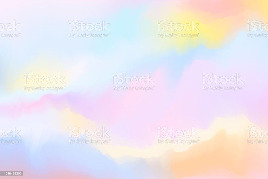 Acuarela De Colores Fondo De Textura Grunge Fondo De