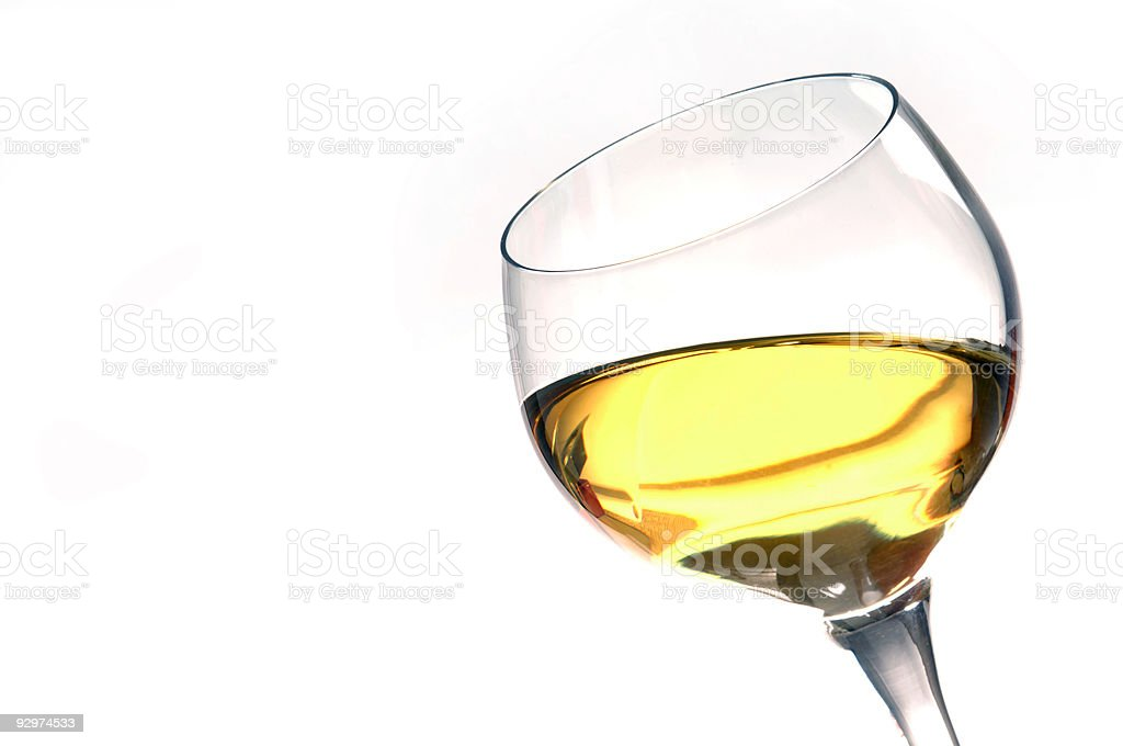 colorful white wine royalty-free stock photo