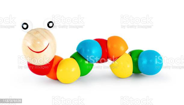 Colorful wooden caterpillar toy isolated on white background with picture id1137375125?b=1&k=6&m=1137375125&s=612x612&h=hstasdexvp1lqetrp9 ge9knr 02fqmb561ejqomd6i=