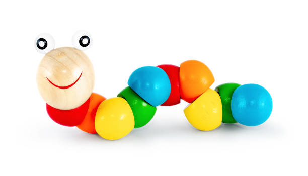 Colorful wooden caterpillar toy isolated on white background with picture id1137375125?b=1&k=6&m=1137375125&s=612x612&w=0&h=53lrsspfikcwl5bgyrce8bevscohog1g fp7 lfkcr0=