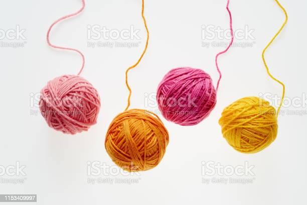 Colorful woolen balls over white background picture id1153409997?b=1&k=6&m=1153409997&s=612x612&h=puw8 m 1mfqsyado0aj3r9lewskaljuh7fqbyi5xkws=