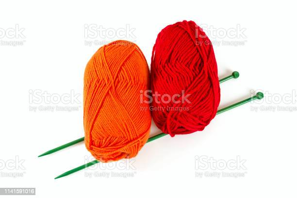 Colorful yarn and needles isolated on white picture id1141591016?b=1&k=6&m=1141591016&s=612x612&h= hiw2aybiarzgr1yqhopzcicfnazw6lugxfzsaqxmim=