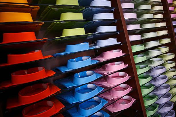 Colorfull polos - foto de stock