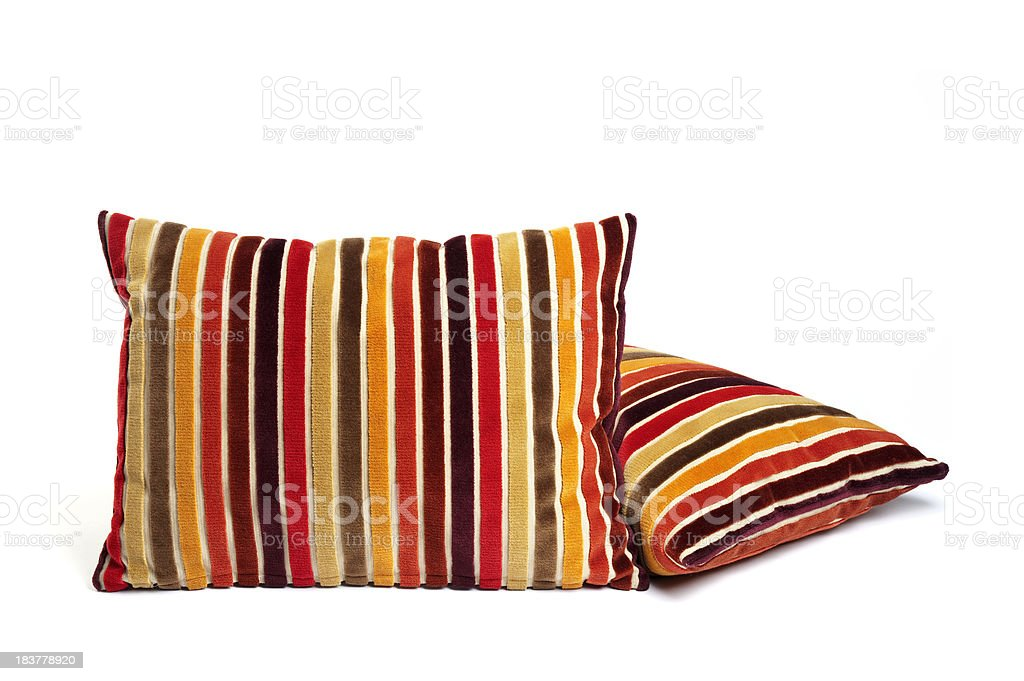 Colorfully Cushions royalty-free stock photo