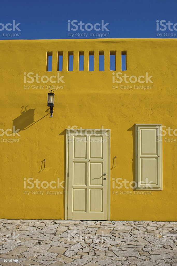 colors and shapes royalty-free stock photo