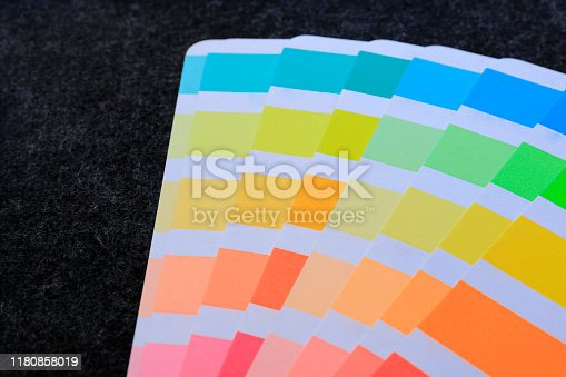 istock Colors catalogue 1180858019