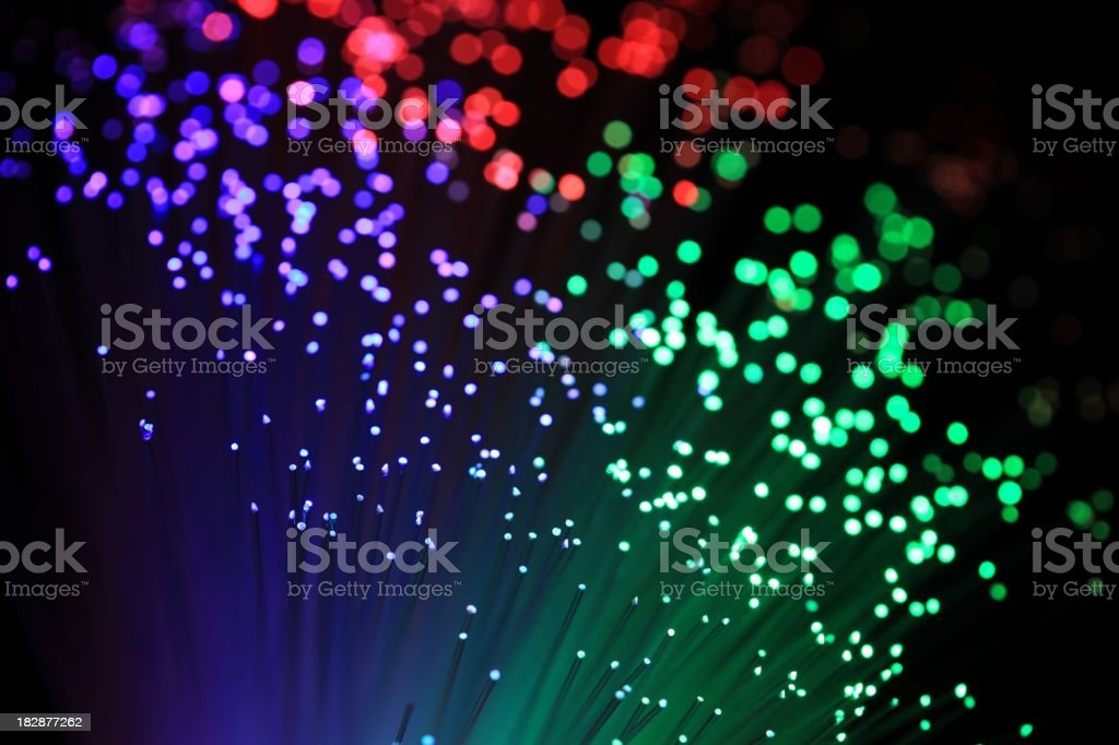 Colors in light royalty-free stock photo