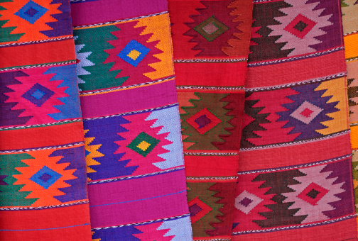Colors Of Chamula Stock Photo - Download Image Now