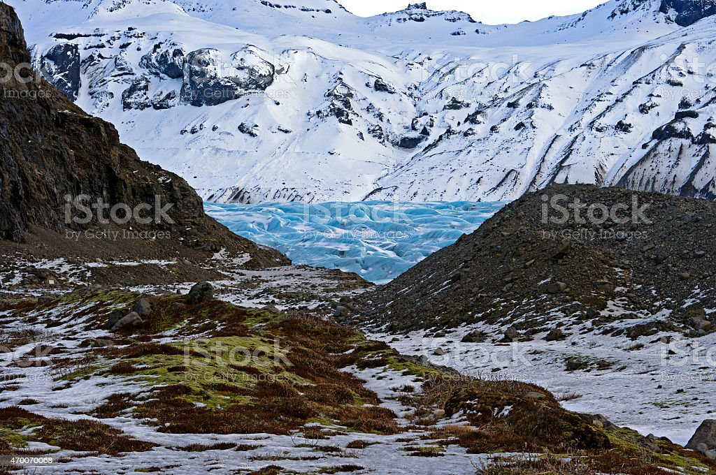 Colors of Iceland royalty-free stock photo