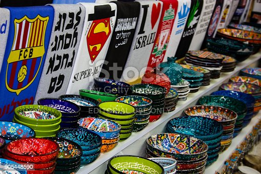 istock colors of Israel 905448590