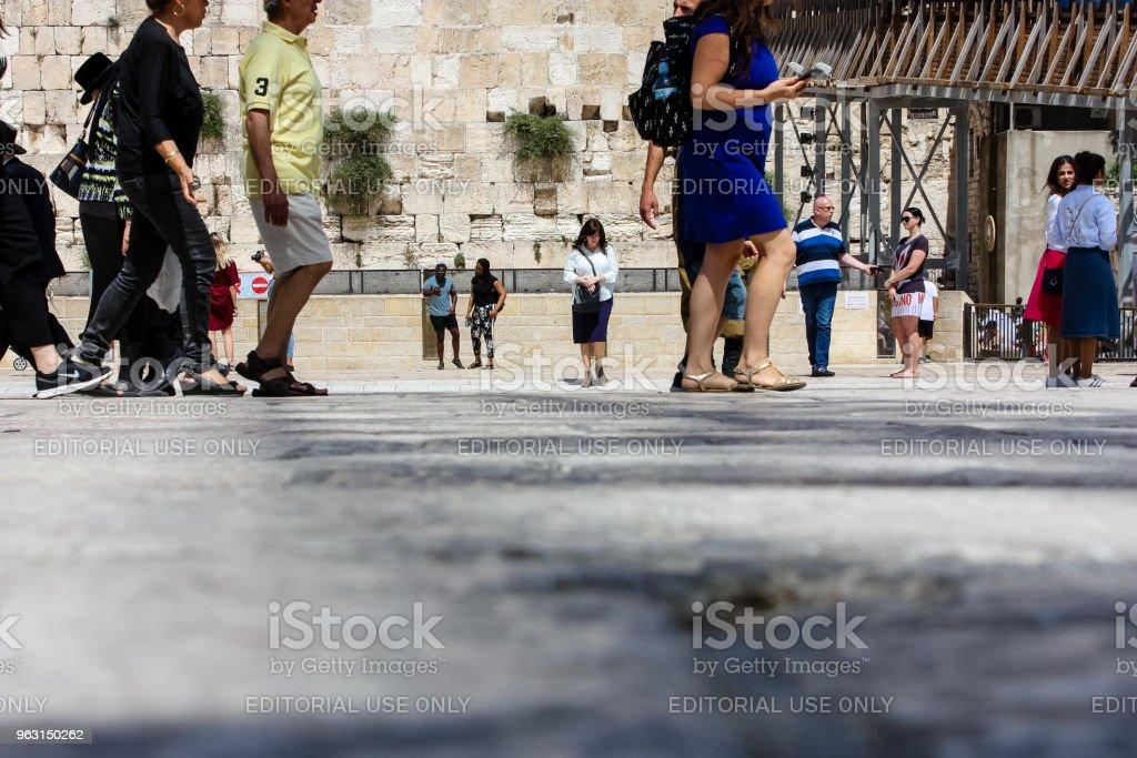färger av Israel - Royaltyfri Andlighet Bildbanksbilder