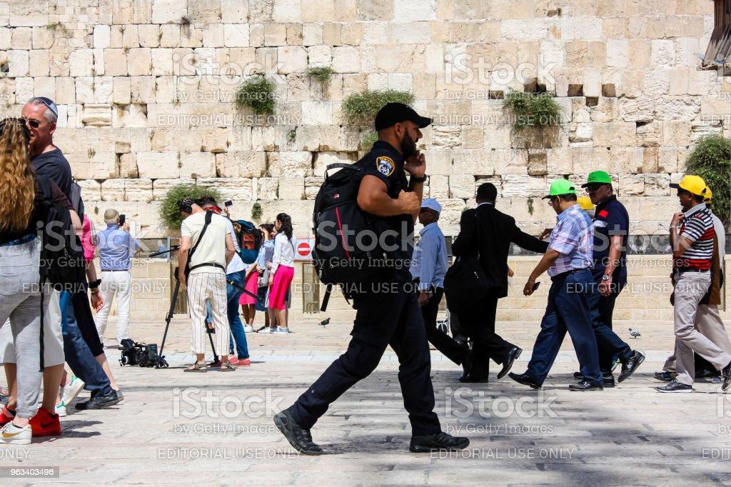 kolory Izraela - Zbiór zdjęć royalty-free (Architektura)