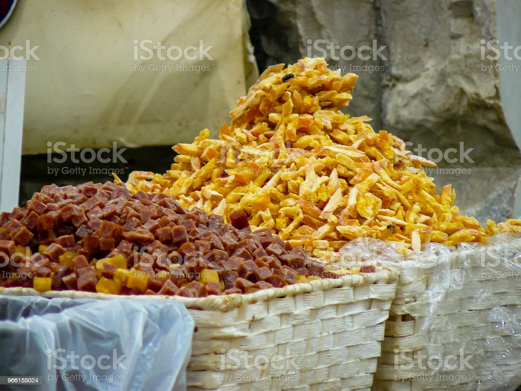 colors of Israel - Foto stock royalty-free di Bancarella