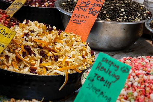 Kleuren Van Israël Stockfoto en meer beelden van Bazaar