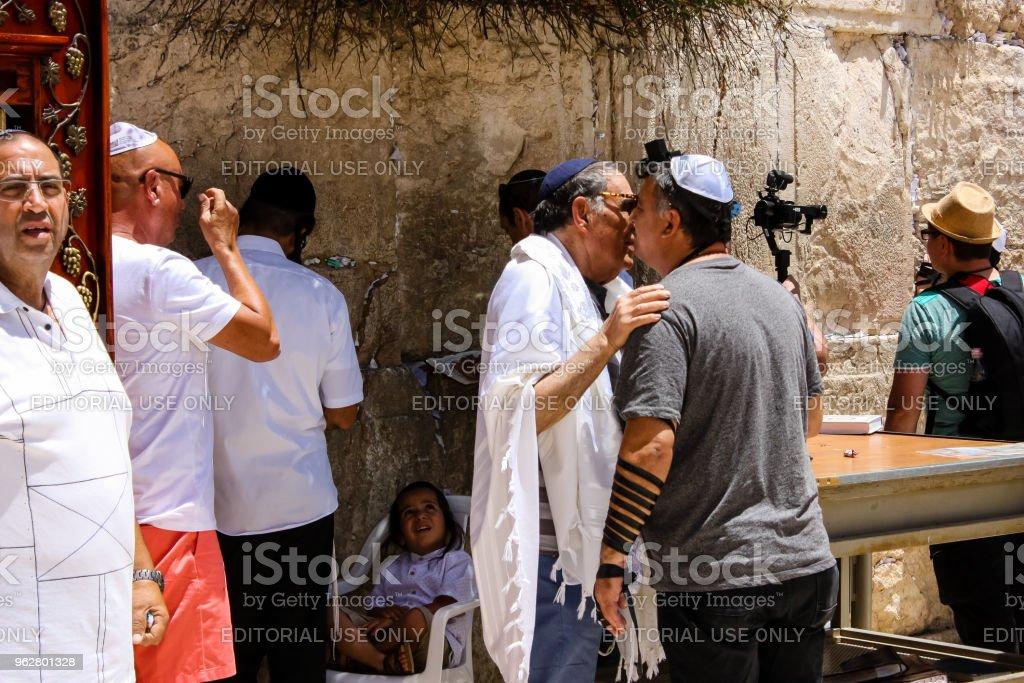colors of Jerusalem - Foto stock royalty-free di Antico - Condizione
