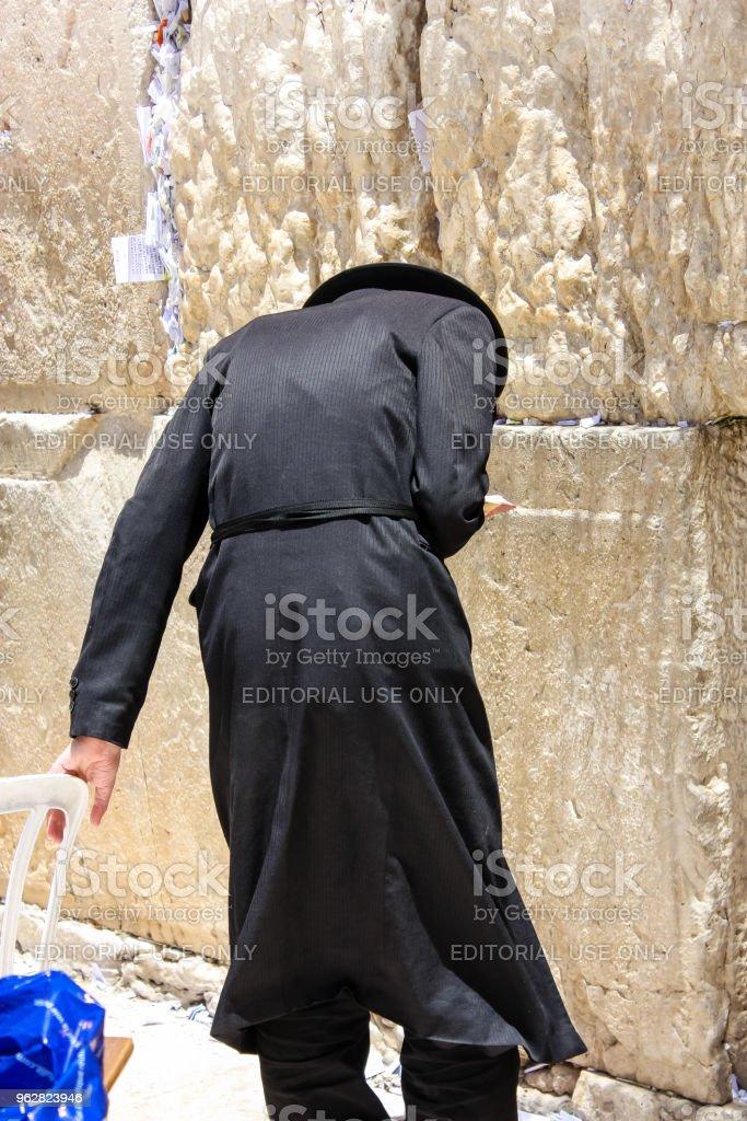 colors of Jerusalem - Foto stock royalty-free di Adulto
