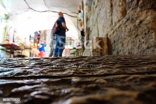 Colors Of Jerusalem - Stockowe zdjęcia i więcej obrazów Architektura