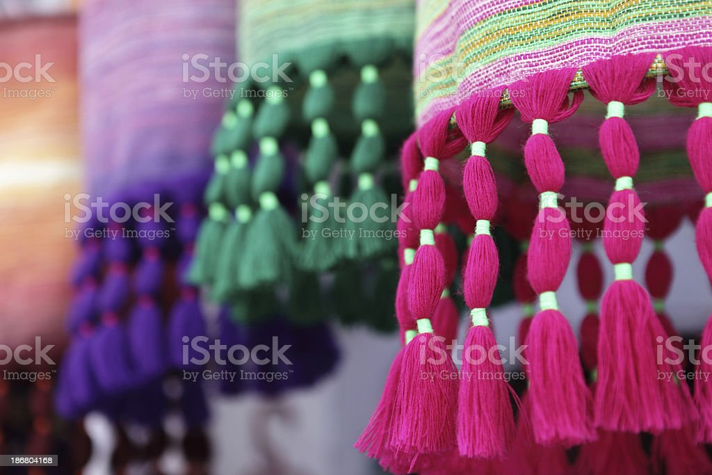Colors Of Morooco royalty-free stock photo