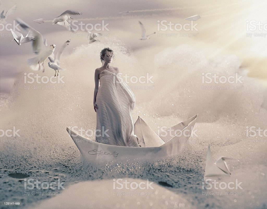 Colors of my Dreams royalty-free stock photo