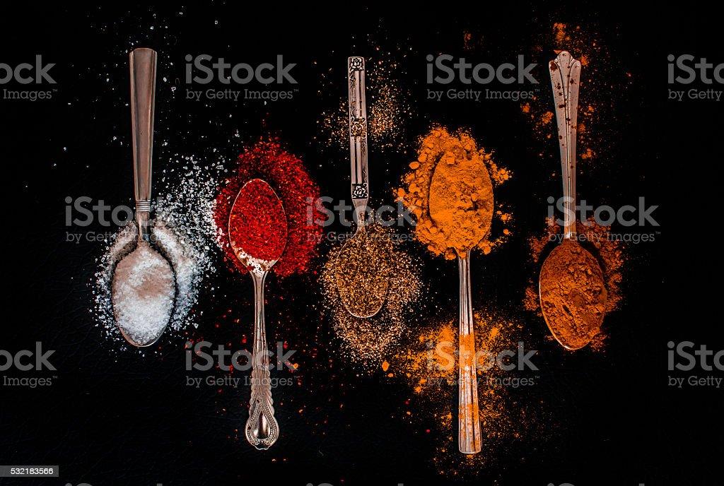 Colors stock photo