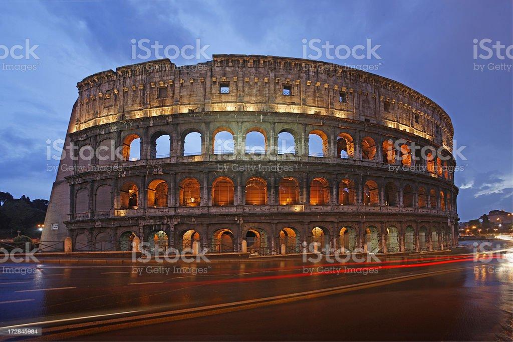Coloseum royalty-free stock photo