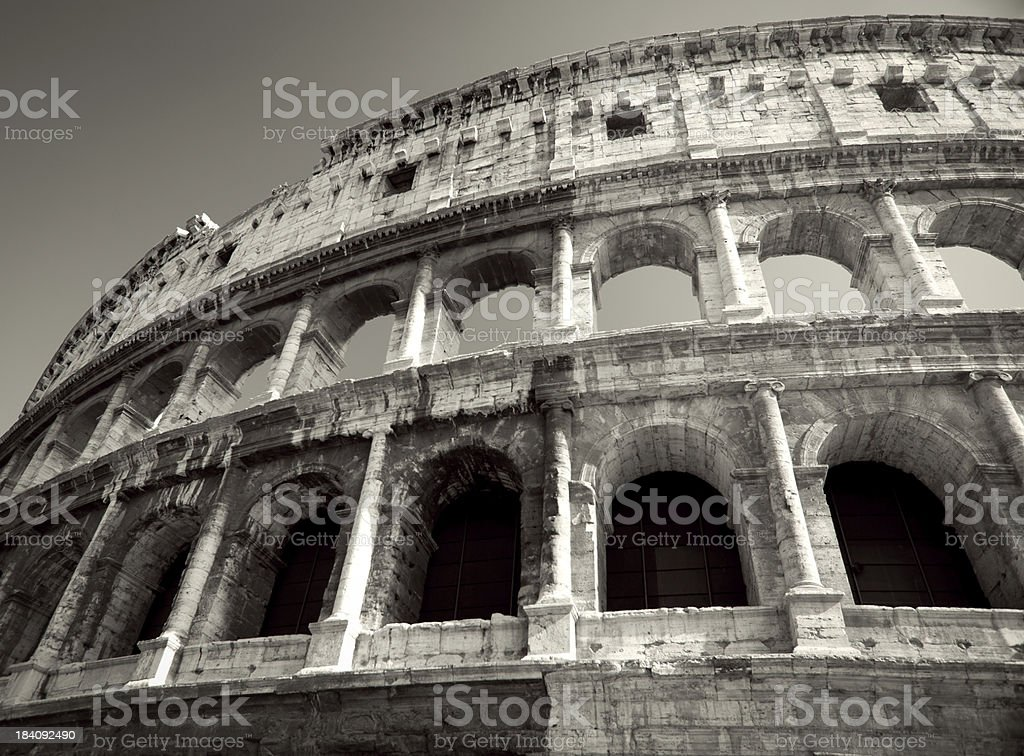Colosseo royalty-free stock photo