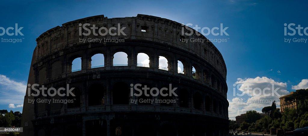 Colosseo, Roma royalty-free stock photo