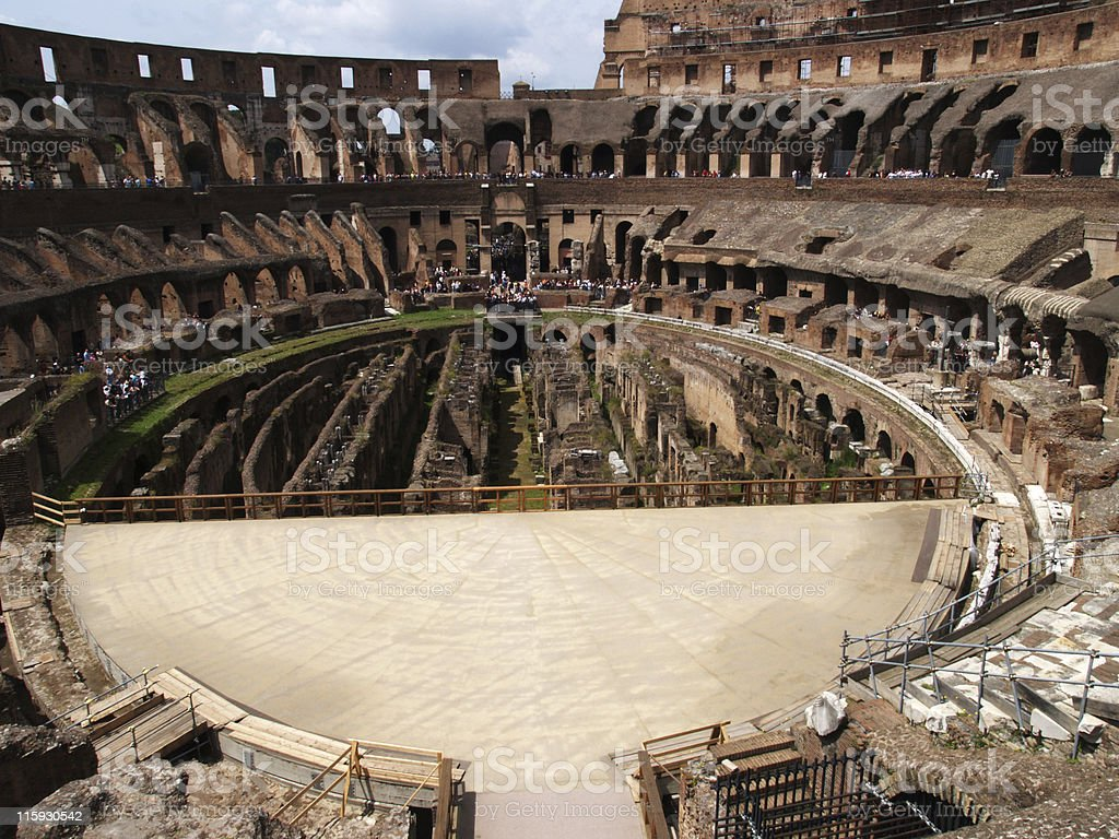 Colosseum 1 royalty-free stock photo